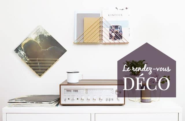 Sélection Déco Porte Revues Pour Ranger Tes Magazines