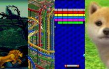 Nos premiers jeux vidéo, ou l'instant nostalgie du jour