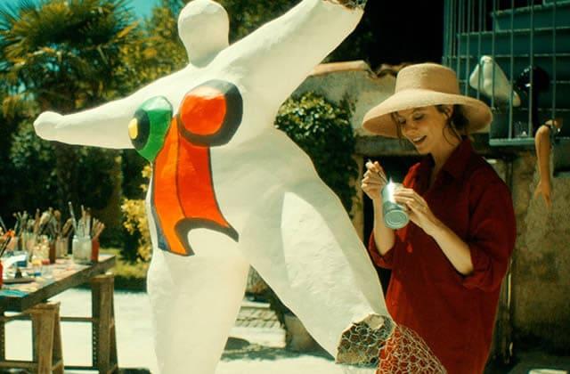 Le court-métrage sur Niki de Saint Phalle sera projeté en région parisienne