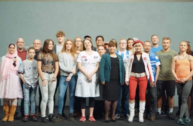 Une belle pub danoise milite pour la tolérance et l'ouverture d'esprit