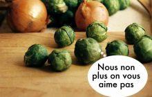 4 recettes qui rendront les choux de Bruxelles moins dégueu