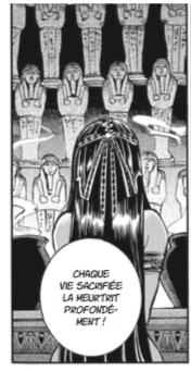 reine-egypte-manga