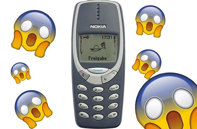Le retour du Nokia3310 prouve que Candy Crush ne vaudra jamais un bon Snake