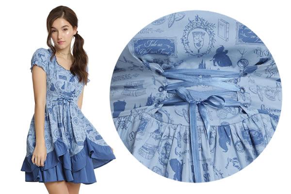 robe-bleue-belle-bete