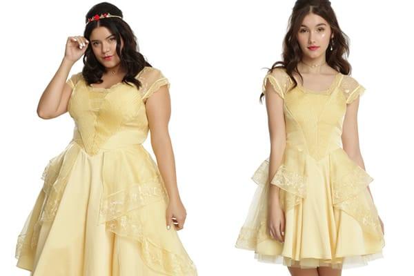 robe jaune la belle et la bete robes de mode de 2018. Black Bedroom Furniture Sets. Home Design Ideas