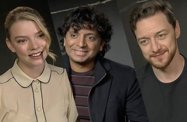 Split raconté par James McAvoy, M. Night Shyamalan et Anya Taylor-Joy
