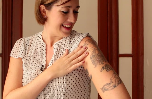 Street Tattoos « Oldie but Goodie » — Vanessa et ses tatouages mystiques