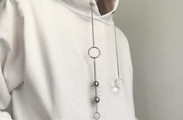 Les bijoux pour sweats à capuche, cette tendance originale qui monte, qui monte…