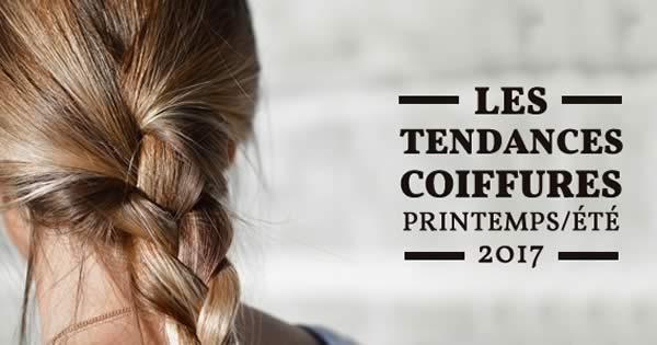 Tendances coiffure printemps/été 2017 – madmoiZelle.com