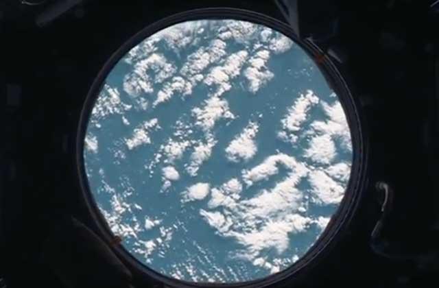 Yuksek sort un clip venu de l'espace… avec Thomas Pesquet!