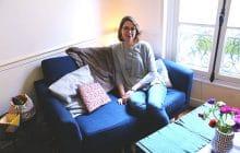 Dans l'appart de Camille, étudiante en marché de l'art à Paris