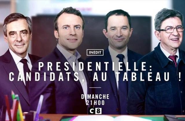 Les candidats à l'élection présidentielle répondent aux questions des enfants #AuTableau