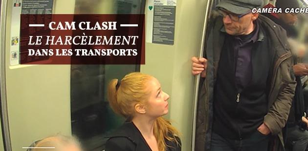 Cam Clash s'attaque au harcèlement sexuel dans les transports et ça fait du bien