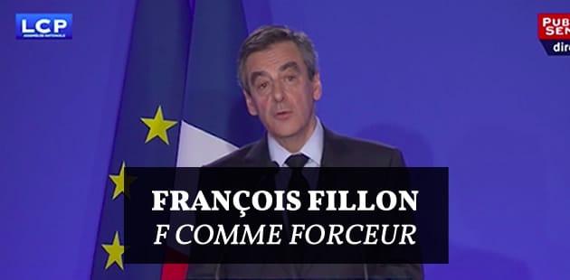 Toutes les fois où t'as encore plus forcé que François Fillon