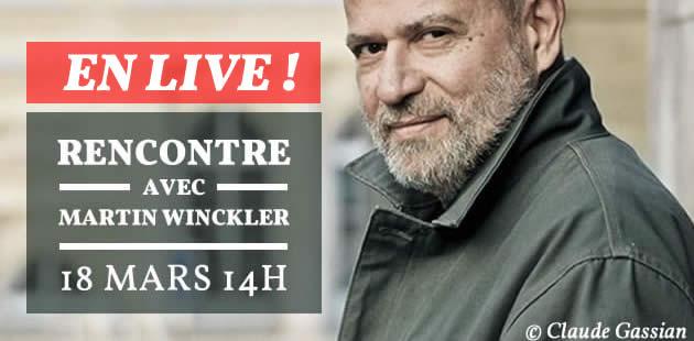Rencontre avec Martin Winckler, pour parler gynécologie et consentement