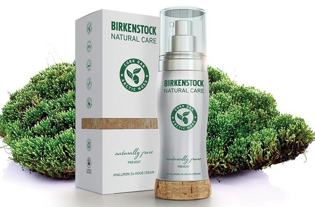 Belle de la tête aux pieds (mdr tu l'as?) grâce à Birkenstock, qui se lance dans la cosmétique!