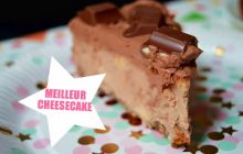 La recette du cheesecake indécent Kinder, citron vert & noix de pécan