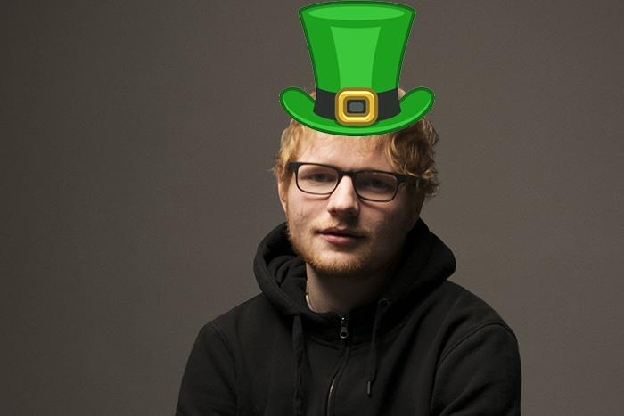 Ed Sheeran sort une vidéo avec les paroles de «Galway Girl» pour la Saint-Patrick