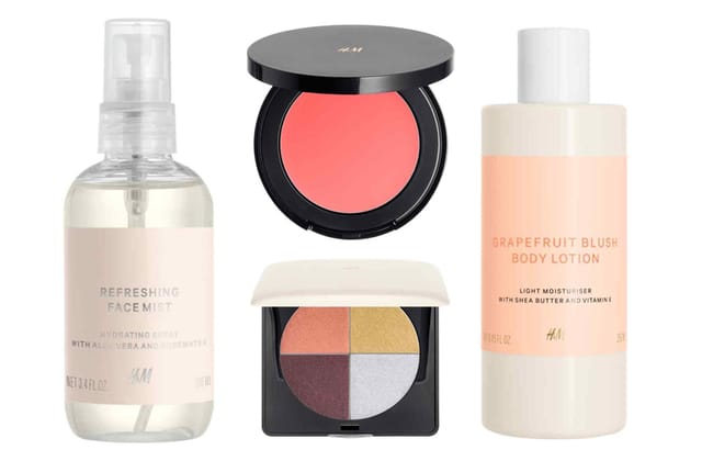 Focus sur la collection H&M Beauty du printemps 2017