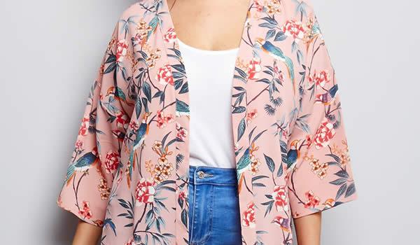kimono-rose-grande-taille