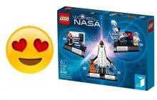 Les LEGO à l'effigie des grandes figures féminines de la NASA ont une date de sortie !