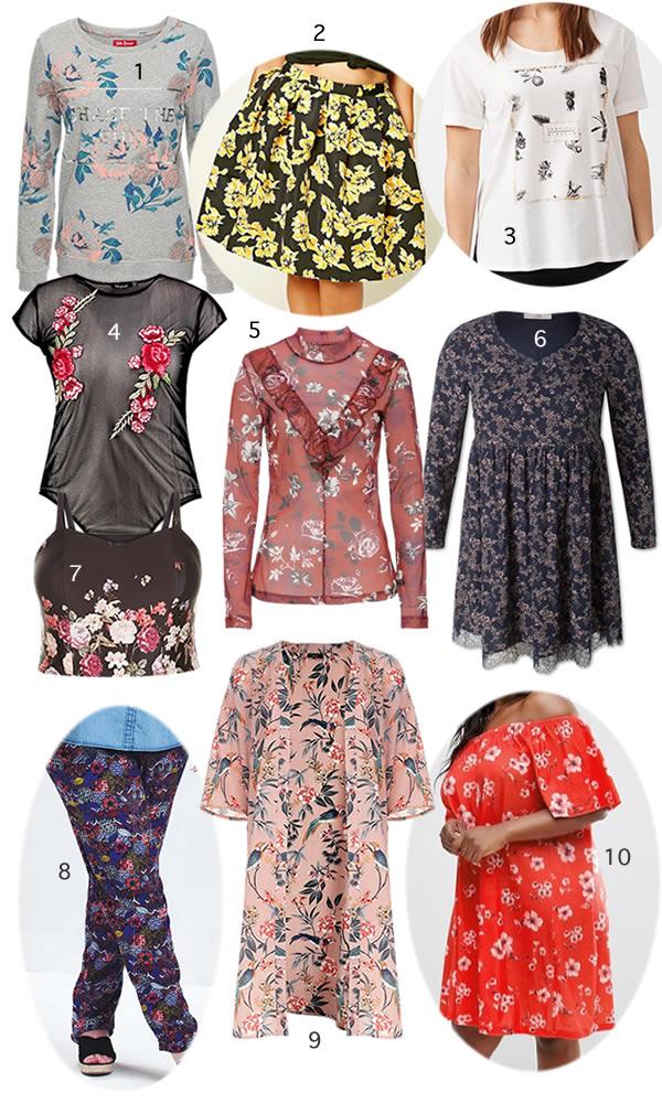 vêtements-grandes-tailles-fleuries