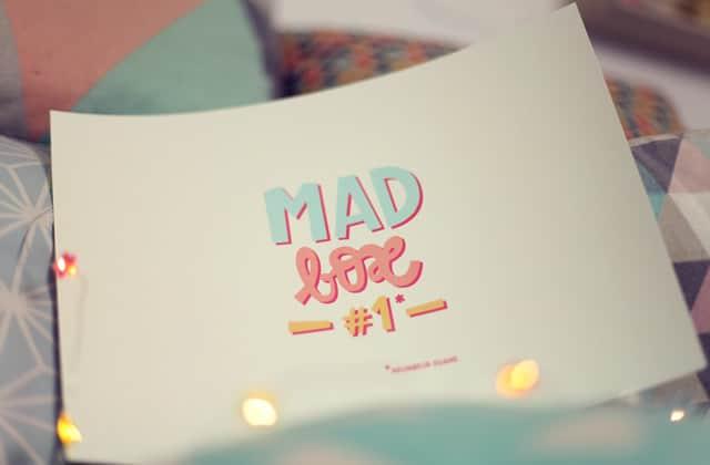 La #MadBox n°1:dites-nous ce que vous en avez pensé! (Et inscrivez-vous pour ne rien rater)