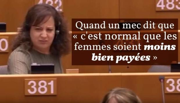 L'élu polonais aux propos sexistes suspendu par le parlement européen