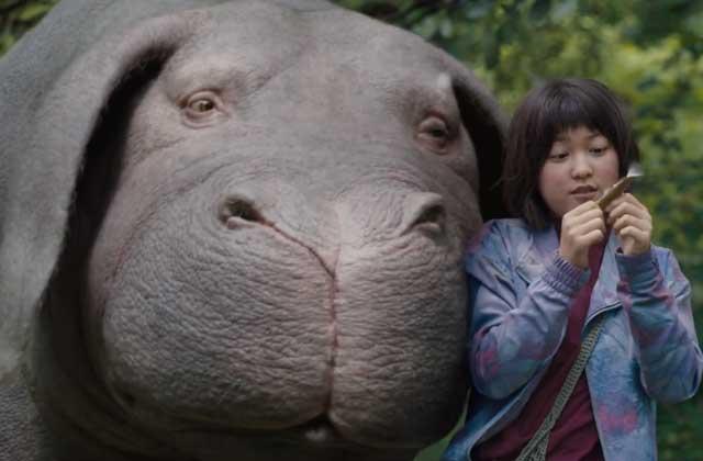 Okja, une véritable ode à l'amitié signée Netflix et projetée à Cannes