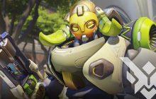 Orisa, une robot centaure un peu inquiétante, est le nouveau personnage d'Overwatch!