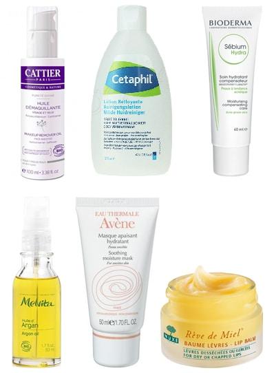 produits soin peau acnéique