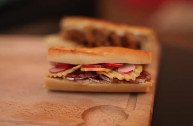 3 sandwiches originaux qui changent du jambon-beurre