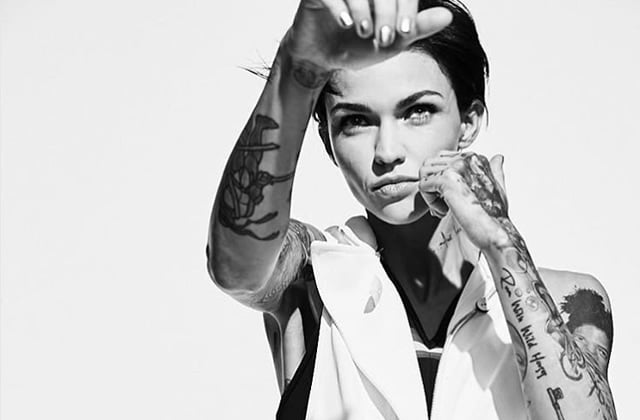 Pourquoi Ruby Rose se fait retirer une partie de ses tatouages