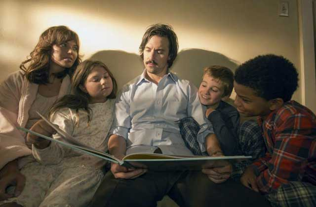 5 séries avec des familles réconfortantes qui ressemblent aux nôtres