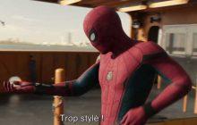 Spider-Man Homecoming promet un nouveau Peter Parker plus déchaîné