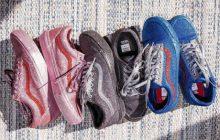 Les Vans pailletées façon disco fever transforment tes pieds en boule à facettes