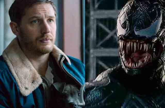 Tom Hardy incarnera Venom