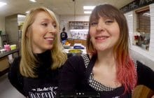 Visite les usines de Lush en Angleterre avec Fannyfique et Marina !