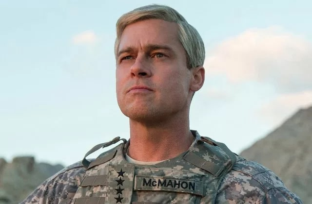 Brad Pitt sur Netflix, c'est bientôt et c'est dans War Machine !
