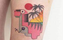Cinq tatoueuses et tatoueurs à suivre sur Instagram#13
