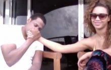 L'adorable vidéo de Beyoncé célébrant ses 9 ans de mariage avec Jay Z