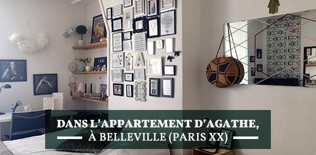 Dans l'appart d'Agathe, partie de Nantes pour Paris… via Istanbul!
