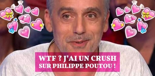 Qu'est-ce qui m'arrive? J'ai un crush sur Philippe Poutou!