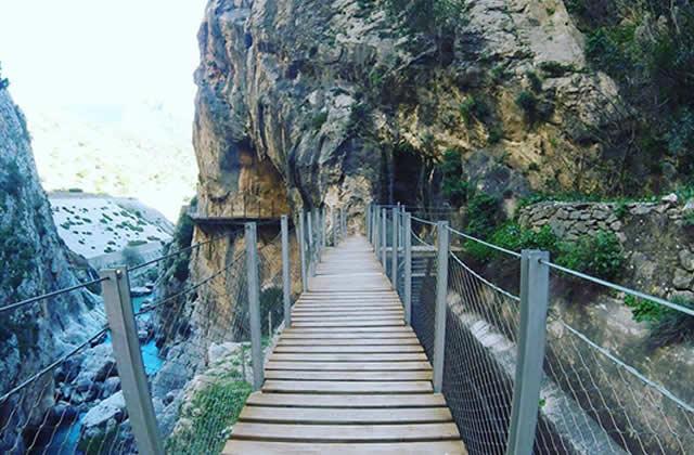 Le Caminito del Rey, le chemin au bord du vide qui vous donnera des vertiges