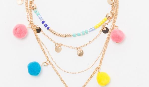 bracelet-cheville-pompons