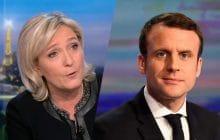 Élection Présidentielle 2017: Emmanuel Macron et Marine Le Pen qualifiés pour le 2ème tour
