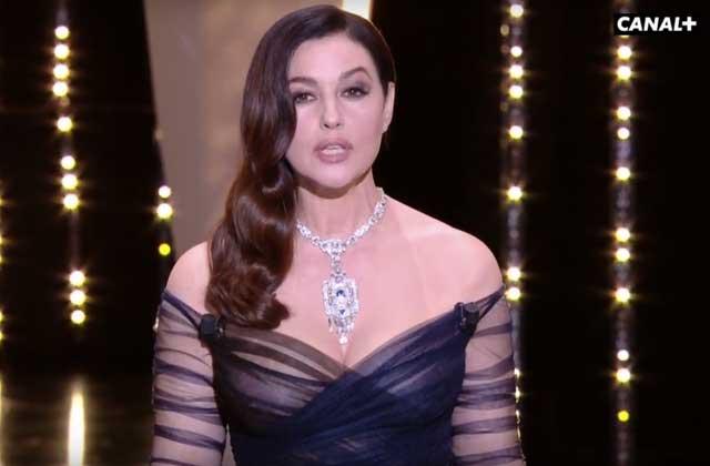 Le festival de Cannes 2017 a commencé avec un discours inspirant de Monica Bellucci