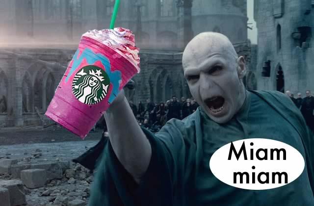 Pourquoi le Frappuccino licorne est la boisson officielle des Mangemorts