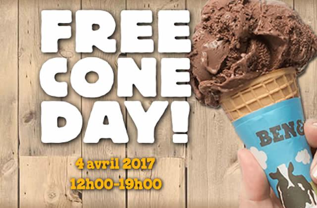 Ce 4 avril, c'est le Free Cone Day de Ben & Jerry's:glace gratuite au menu!