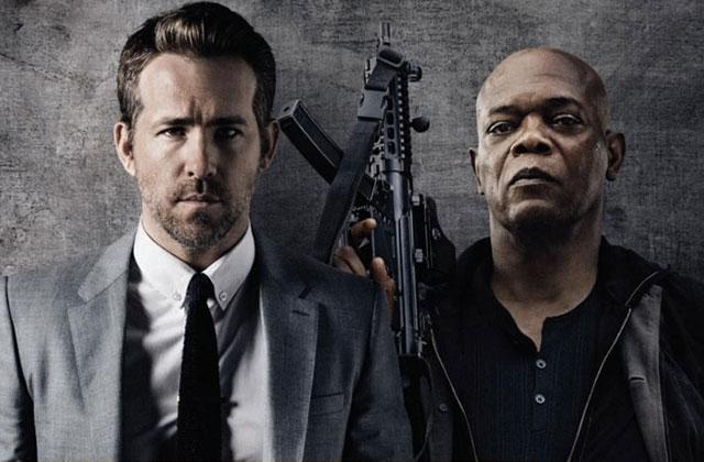 Hitman & Bodyguard oppose Ryan Reynolds et Samuel L. Jackson à grands renforts de blagues